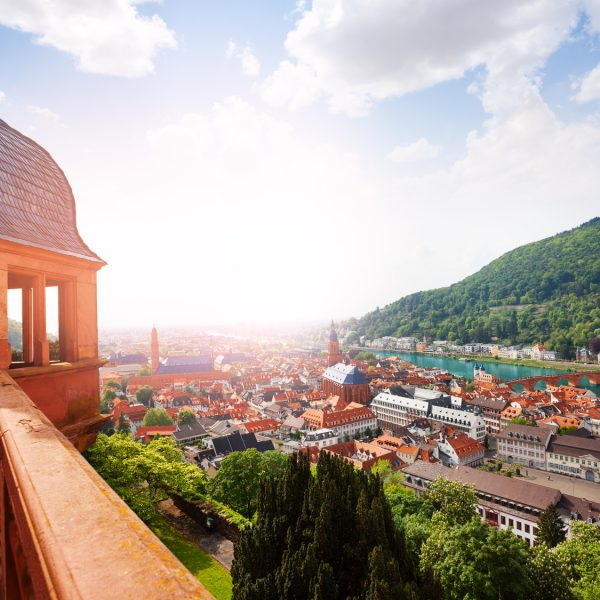 City Break à Heidelberg
