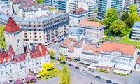 CITY BREAK A LAUSANNE