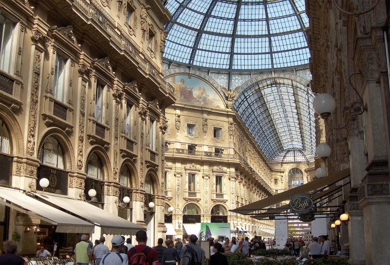 Milan, que faire à Milan, Shopping,ng à Milan, Visiter Milan²