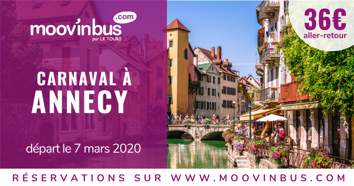 Carnaval Annecy, City break