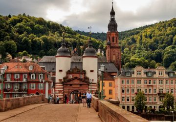 City Break Heidelberg, Moovinbus; voyage en bus alsace