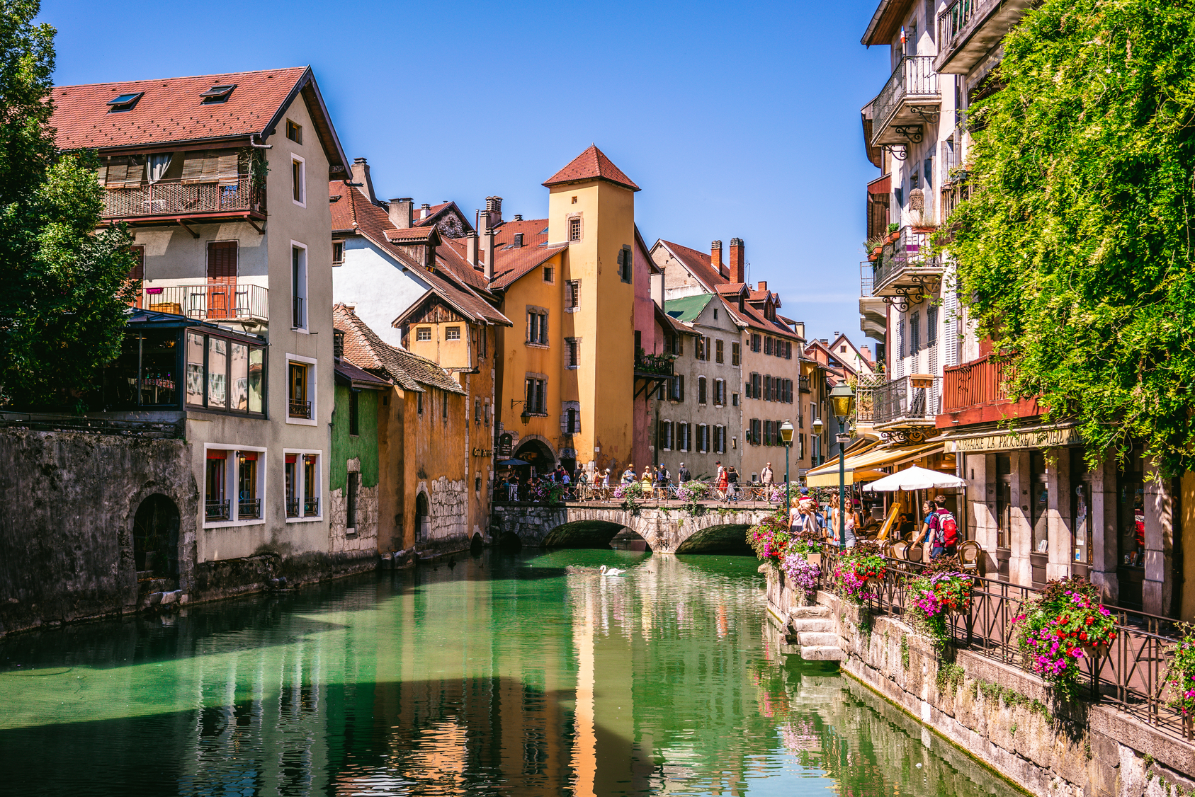 Annecy - city break