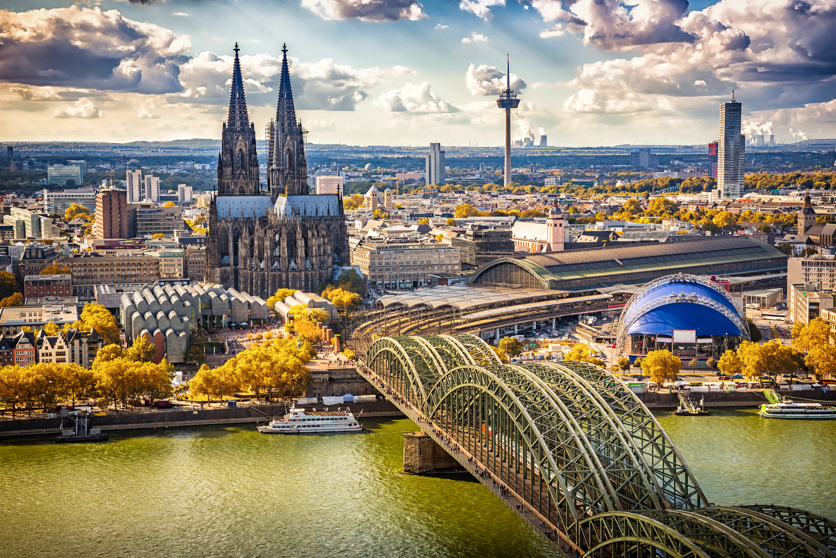 City break - Cologne